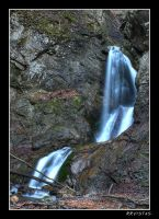 Arnoldstein Waterfall by RRVISTAS