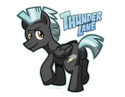 Thunderlane by BuizelCream