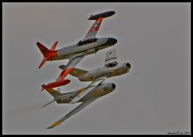 Planes of Fame 17 by AirshowDave