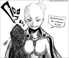 One Punch Woman by ROYHACK