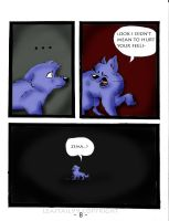 THE LOST SOUL - prologue- part 8 by leaftail99