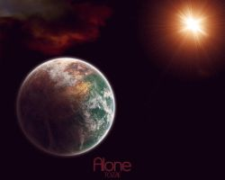Alone by tozzie