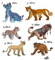 pointables :felines:1 left by FelineFire