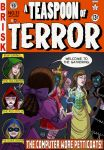 COMMISSION - A Teaspoon of Terror Cover by DBed