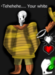 Undertale: Tahoma The Skeleton by SelTheQueenSeaia