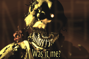 FnaF4 Nightmare Chica (Brightened) by Kana-The-Drifter