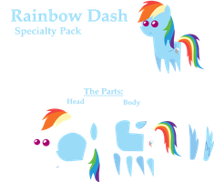 Specialty Pack 3-1 by Zacatron94