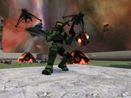 Halo gmod by zerocoolz