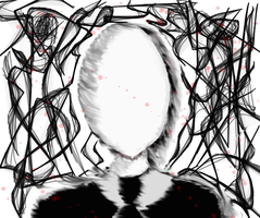 Slender man by EvilWheatleyLover