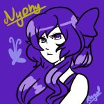 My OC Nyphy by Raynef