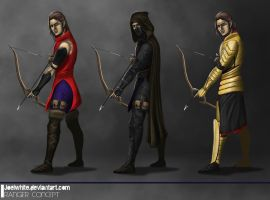 Ranger Concepts by JoelWhite