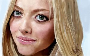 Amanda Seyfried by isoal