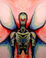 Chirality of Mothman by neuronboy42