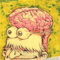 external brain by thepostitsproject