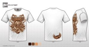 tshirt logo contest by jml2art