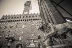 Palazzo Vecchio by daemoniaphotography