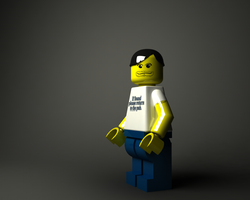 Me in Lego Form by Preci