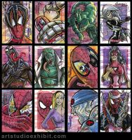 Spider-Man Archives 3 by artstudio