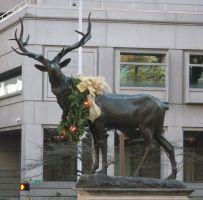 Holiday Stag by deoris