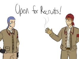 Wild Geese: Recruiting! by ChocolateMilkLOL