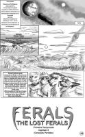 The Lost Ferals Capitulo 03 Page 19 by AnimaP-NetoLins