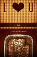 love:brownies by quicaphony