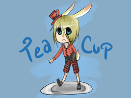 Teacup by Brixyfire