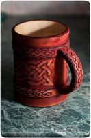 Celtic mug by pagan-art