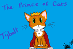 Tybalt: The Prince of Cats by XxWolfiexTigerxX