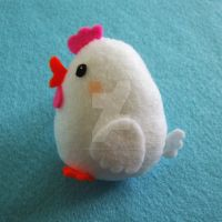 Chicken Pocket Pet by Mimi-Mushroom