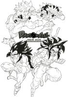 Dragon Ball New Age by bloodsplach