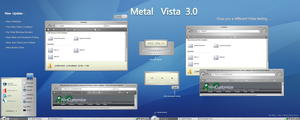 Metal Vista 3.0 by lypnjtu