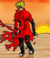 Vash the Stampede by Tailef