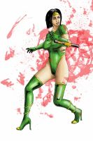 Bloody Orchid by AlvMar0122