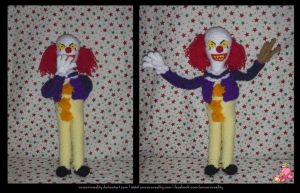Pennywise the clown by UnicornReality