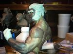 Wolverine sculpt 4b by Arcusprime