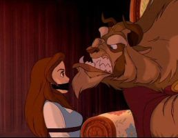Damsel and the Beast by SubMelissa