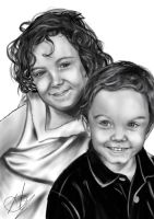 Nora and Cavan by Anothen