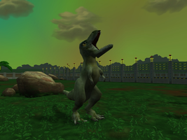 Zoo Tycoon 2: Baby T. rex by Chronicle-King