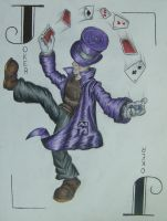 Joker by SirNosh