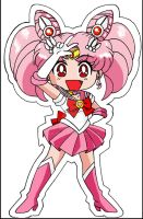 Sailor Chibi Moon Chibi by Verliet427
