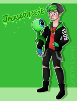 Fashion (Jacksepticeye) by CaseyKeshui