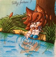 Why Father....? (Traditional colored) by Sonar15