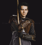 Dylan O'Brien as Ravenclaw by N0xentra