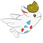 Tapioca the Togekiss by xVincelx