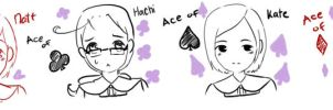 Aces Of The LAst Row of 3TAWAD by Dreamer-Alicia