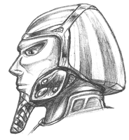 The Egyptian Mask by erwebb