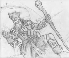 Burnish Fulsom, Magister of the High Seas by korblborp
