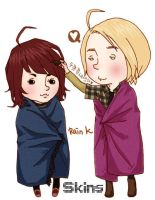 Naomily on Skins_5 by elaineK