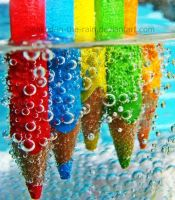 Splash Of Colour by naked-in-the-rain